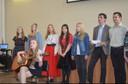 Студенты польского отделения
