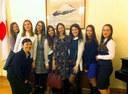 Генеральное консульство Японии отметило высокий уровень языковой подготовки студентов СПбГУ