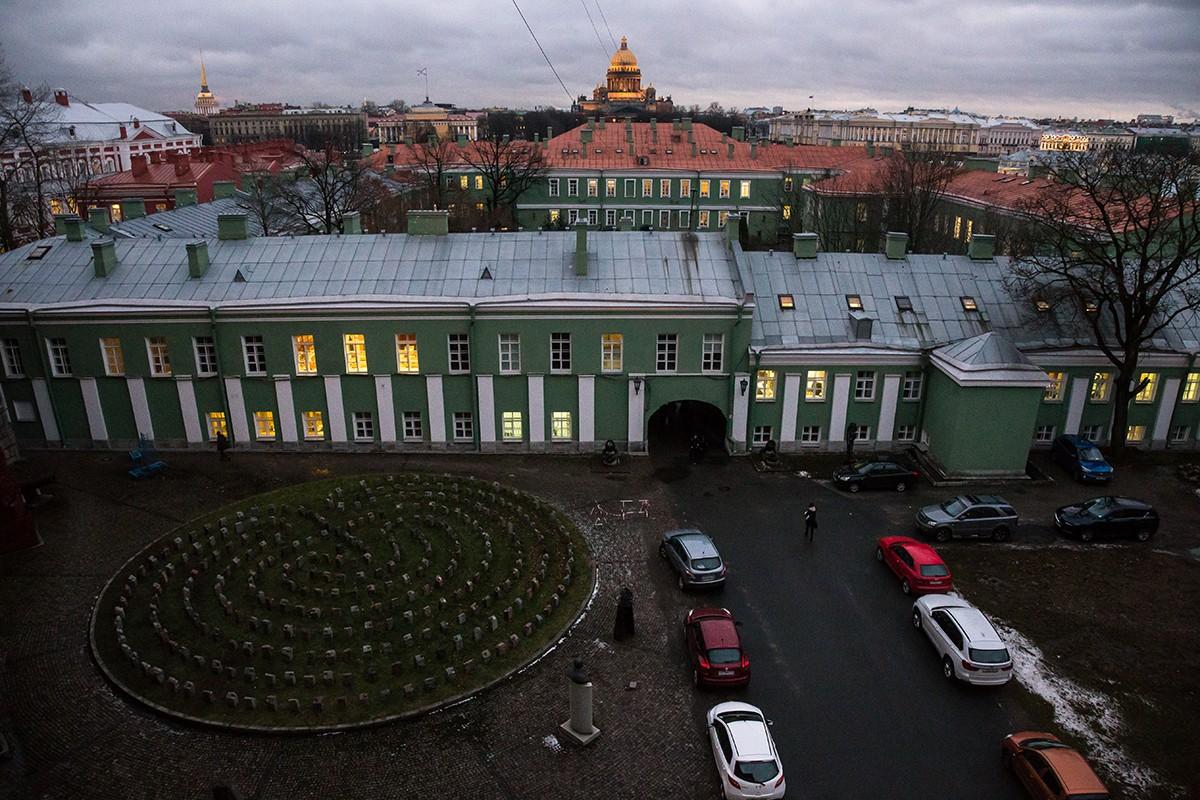 ИА «Диалог»: Фишки филфака СПбГУ